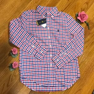 Boys Ralph Lauren Button Down